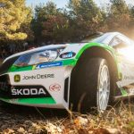 GREENSMITH AND GUERRA LOOK TO STRENGTHEN   WRC 2 PRO AND WRC 2 TITLE CHALLENGES IN CHILE