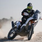 South Africa's Top Female Enduro Racer talks almost losing her life while riding
