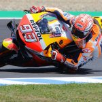 Marquez leads a Spanish sweep of Jerez MotoGP