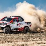 AL ATTIYAH DOMINATES IN KAZAKHSTAN, WHILE TEN BRINKE MOVES INTO SECOND PLACE
