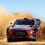 NEUVILLE SHAKES OFF CHILE CRASH TO GO FASTEST IN PORTUGAL WARM-UP