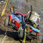NEUVILLE CRASH: PHOTO SPECIAL