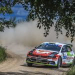 Solberg scores stunning overall victory on ERC1 Junior debut