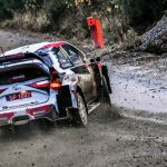Rally Chile: SS8/9: TÄNAK LEADS, NEUVILLE OUT