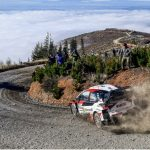 SATURDAY IN CHILE: TÄNAK IN CONTROL