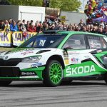 NEW FABIA WINS ON DEBUT