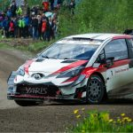 KATSUTA CLAIMS YARIS WIN