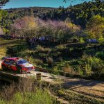 Rally Chile: SS7: NEUVILLE CLIMBS TO THIRD