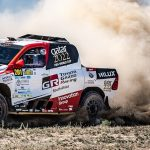 SOLID START TO RALLY KAZAKHSTAN FOR TOYOTA GAZOO RACING SA