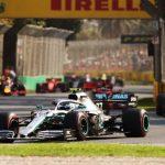 Bottas beats Hamilton in Spain to take third straight pole