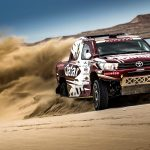 Overdrive Racing's trio of Al-Attiyah, Al-Rajhi and Ten Brinke set to pursue success in Rally Kazakhstan