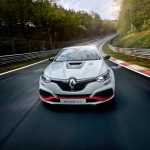 Renault Megane RS Trophy R is your new front-wheel-drive 'Ring record holder