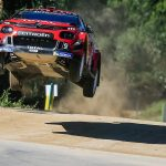 Citroën C3 WRCs ready for scorching and twisty Sardinian roads