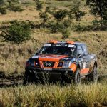 Equal points and narrow margins predict hectic battles for the Toyota 1000 Desert Race