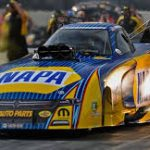 DON'T COUNT OUT 8-TIME NHRA TOP FUEL CHAMP TONY SCHUMACHER JUST YET
