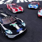 Ford reveals retro liveries for 24 Hours of Le Mans