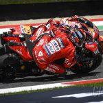 Mugello: Petrucci's daring Marquez-Dovizioso double pass