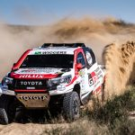 VICTORY FOR AL ATTIYAH/BAUMEL IN KAZAKHSTAN