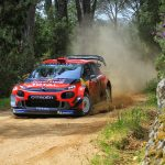 WRC title leader Sébastien Ogier discounts his chances to win in Italy