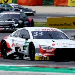 "René Rast: ""It wasn't the best race for us"""