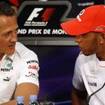 Hamilton motivated by chance to surpass Schumacher