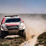 Al Attiyah beats Peterhansel to claim Rally Kazakhstan win