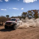 VICTORY FOR VISSER/HERSELMAN ON TOYOTA 1000 DESERT RACE; AS BOTTERILL MAKES IT THREE NRC WINS IN A ROW