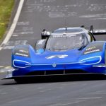 Volkswagen ID.R Electric Race Car Smashes Nürburgring Record With 6:05.336 Lap