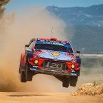 Rally Sardegba: Sordo set to take the lead