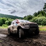 VICTORY ON OPENING STAGE OF SILK WAY RALLY FOR AL ATTIYAH/BAUMEL
