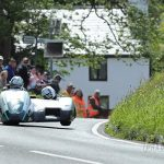 Birchalls make it seven in a row in Isle of Man TT Sidecars