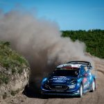 EVANS FORCED TO MISS RALLY FINLAND, GREENSMITH TO STEP IN