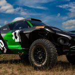 Extreme E's radical 400kW, all-terrain electric racer breaks cover at Goodwood