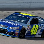 Jimmie Johnson is NASCAR's only driver with at least a $10 million salary
