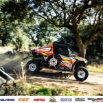 T3 FIA World Champion, José Luis Peña Campo, on entering the Silk Way Rally