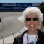 Superbikes at Laguna Seca: A visit from a pioneer in female racing
