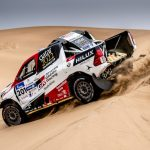 AL ATTIYAH/BAUMEL'S DOMINANCE CONTINUES AS 2019 SILK WAY RALLY REACHES CHINA