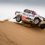 VICTORY FOR TOYOTA GAZOO RACING SA'S AL ATTIYAH/BAUMEL AT 2019 SILK WAY RALLY