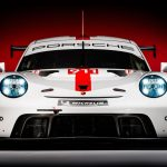 Porsche unveils new 911 RSR at Goodwood Festival of Speed