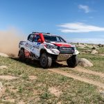 AL ATTIYA/BAUMEL SITTING PRETTY AT MID-POINT OF 2019 SILK WAY RALLY