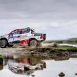ANOTHER SILK WAY STAGE VICTORY FOR TOYOTA GAZOO RACING SA'S AL ATTIYAH/BAUMEL