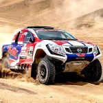 PUNISHING TOYOYA 1000 DESERT RACE ADDS SPICE TO PRODUCTION VEHICLE TITLE STANDINGS