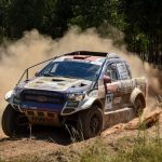 Ford Castrol Cross Country Team in Charge of Class T Heading into Second Half of 2019 Season