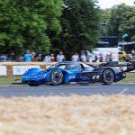 Volkswagen ID.R Beats McLaren-Mercedes MP4/13 F1 Car at Goodwood, Sets Record