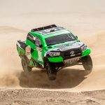 Al Attiyah heads a strong field for Silk Way Rally