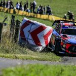 Rally Germany: FASTEST TIME IN FRIDAY MORNING'S OPENING SPEED TEST PROMOTED THIERRY NEUVILLE INTO THE LEAD OF ADAC RALLYE DEUTSCHLAND.