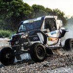 South Racing Can-Am Team's Vorobyev leads FIA T3 Baja after claiming victory in Hungarian Baja