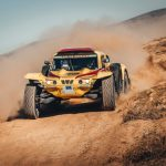 Africa Eco Race 2020: JL Schlesser is already working with good news