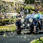 AMID BENTLEY'S 100TH ANNIVERSARY CELEBRATIONS, A BENTLEY WINS PEBBLE