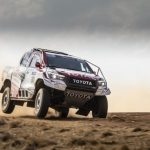 CLINT WESTON AND THE ROAD TO DAKAR
